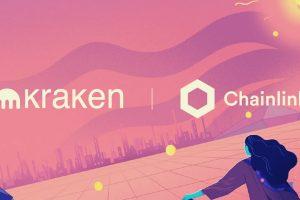 Kraken exploite désormais un nœud du réseau Chainlink (LINK)