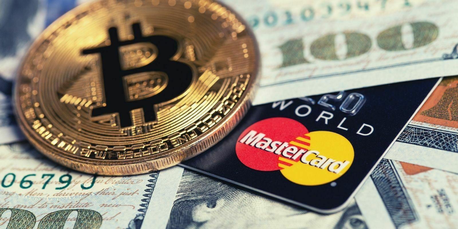 Mastercard ajoutera les cryptomonnaies à son réseau au cours de l'année