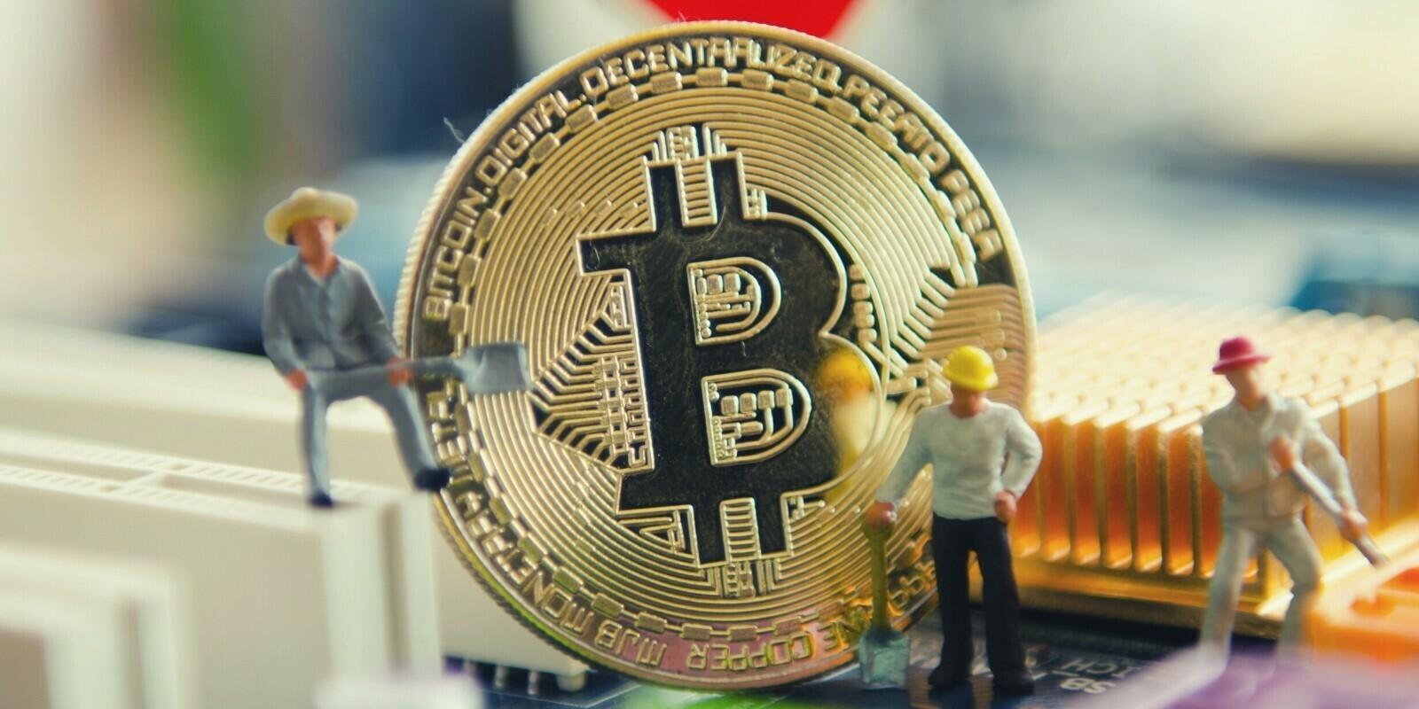 Les mineurs de Bitcoin génèrent un revenu horaire record de 4 millions de dollars