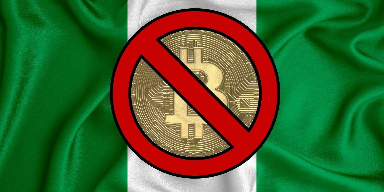 La Banque centrale du Nigeria prend des mesures drastiques contre le Bitcoin (BTC) et les cryptomonnaies