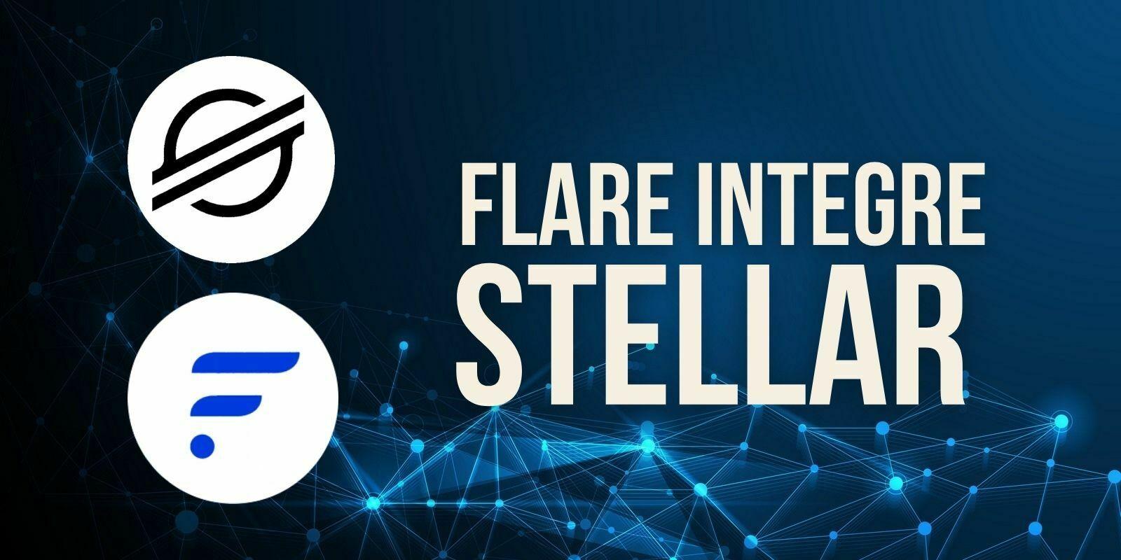 Flare Network intègre la cryptomonnaie Stellar (XLM)