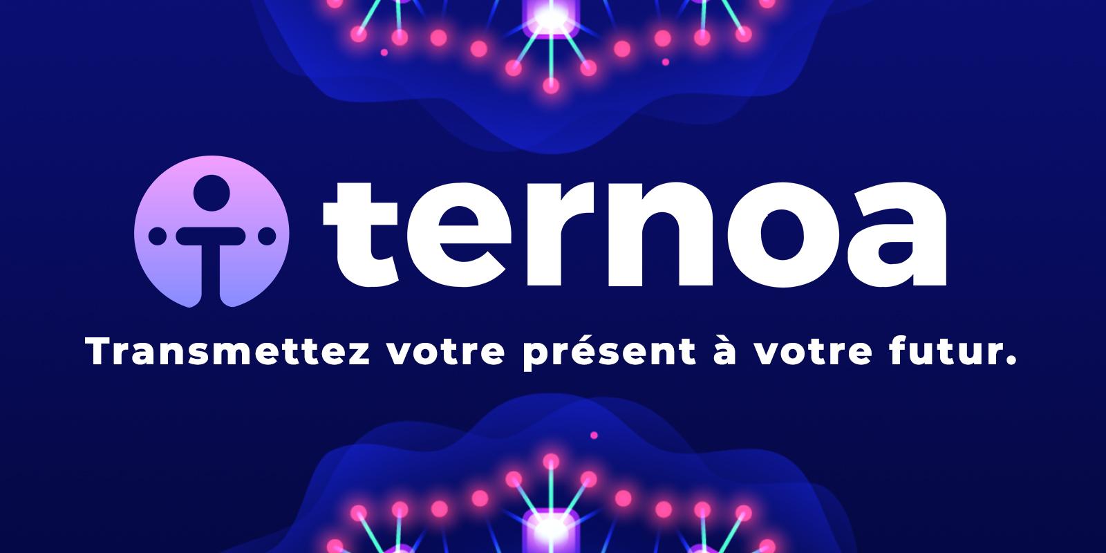 Ternoa (CAPS) - Faites voyager vos souvenirs à travers le temps avec la blockchain