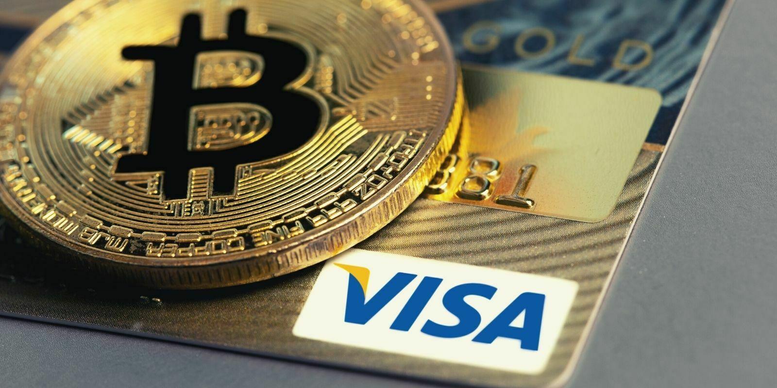 Visa pourrait-il intégrer le Bitcoin (BTC) et d'autres cryptomonnaies à son réseau de paiement ?