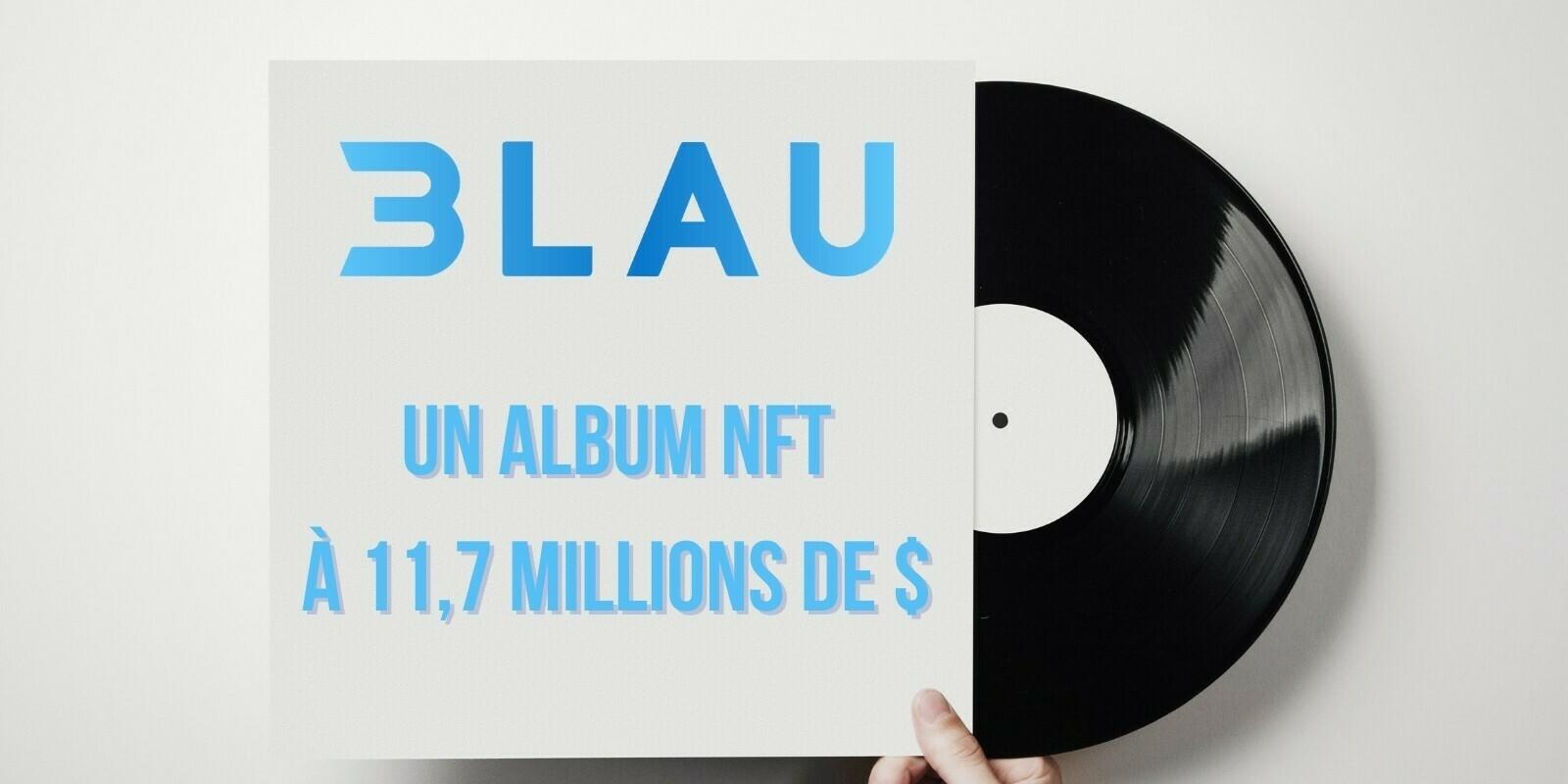 Première vente d'album sous forme de NFT : 3LAU récolte 11,7 millions de dollars