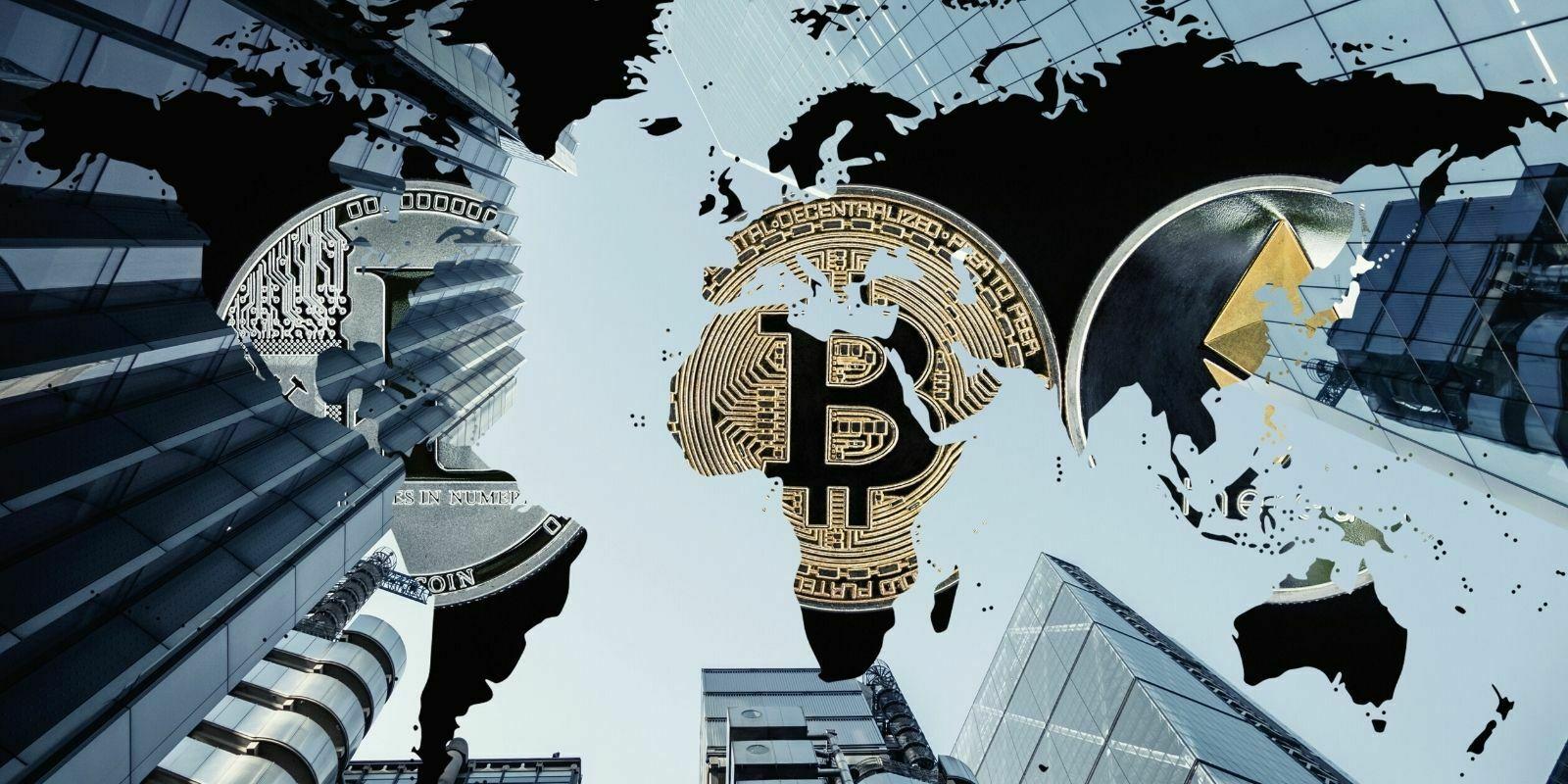 Les banques montent-elles enfin dans le train des cryptomonnaies ?