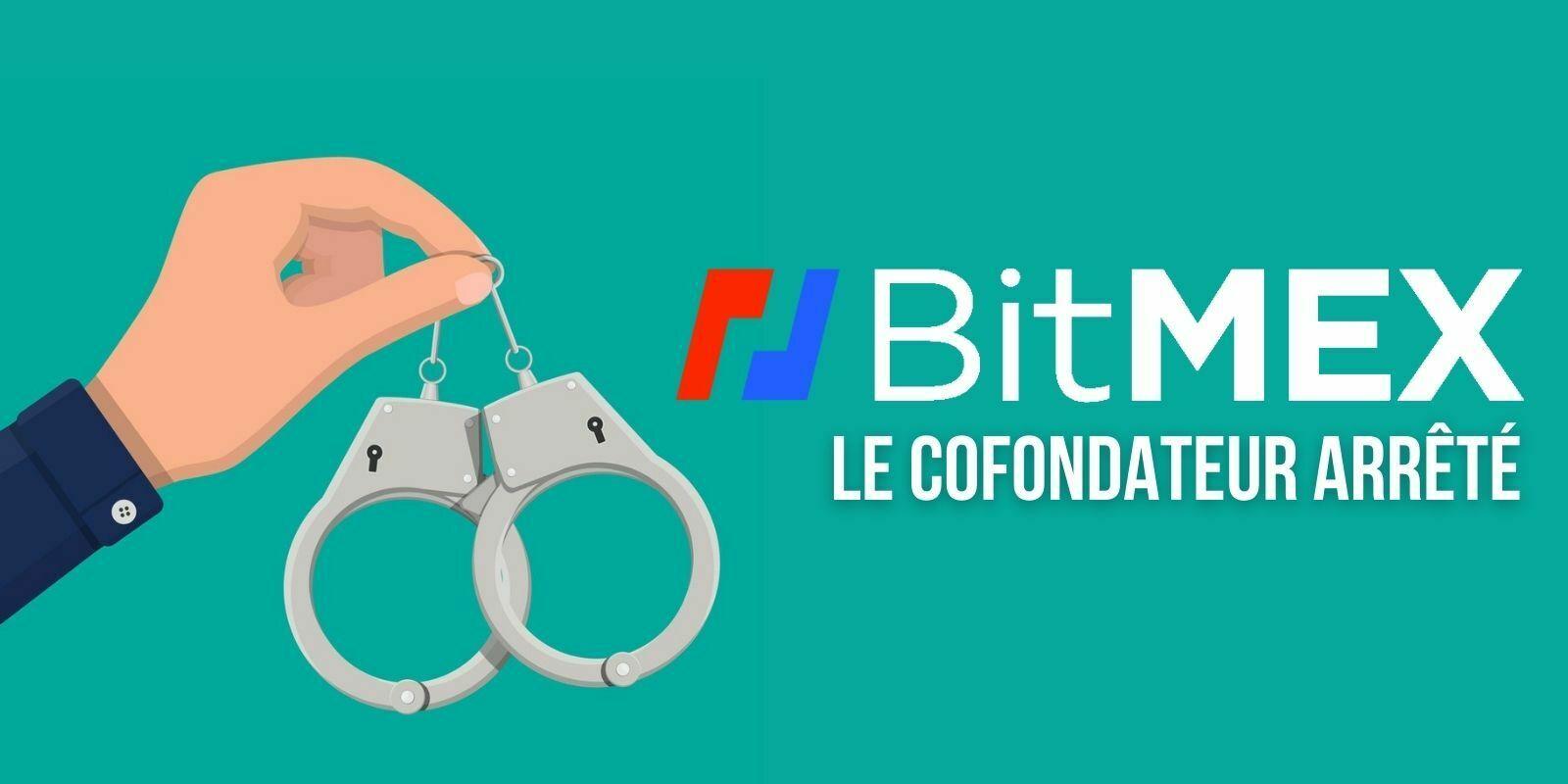 Un des cofondateurs de BitMEX se rend à la justice américaine