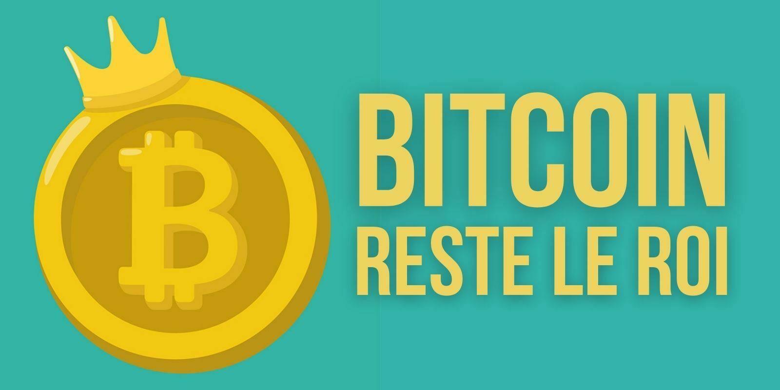 Le Bitcoin (BTC) est l'actif le plus performant de la décennie – De très loin…
