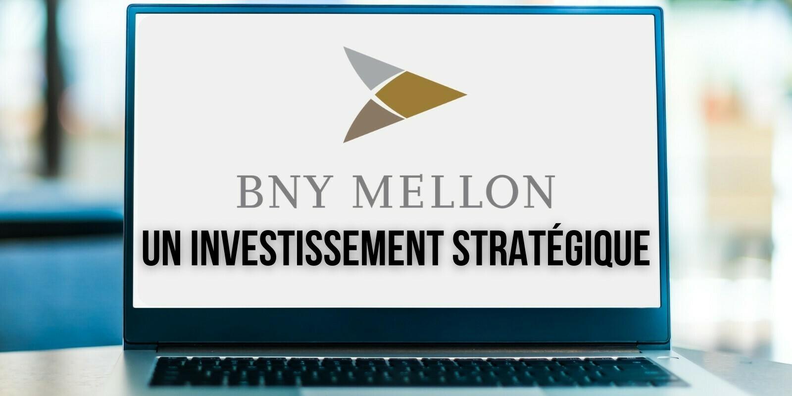La banque BNY Mellon investit dans le service de garde pour cryptomonnaies Fireblocks