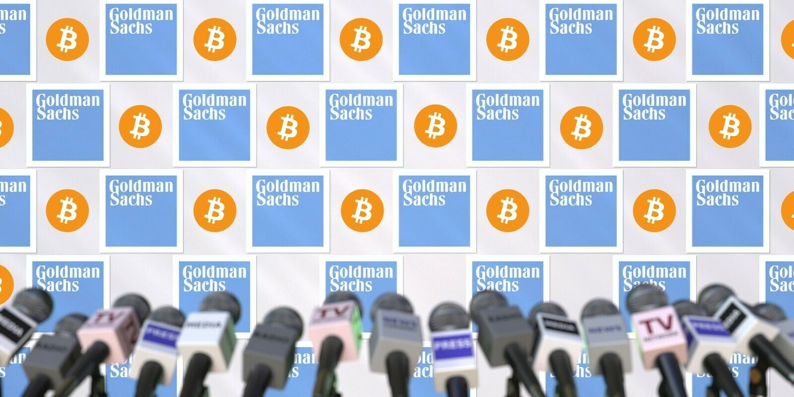 40 % des clients de Goldman Sachs affirment être exposés aux cryptomonnaies
