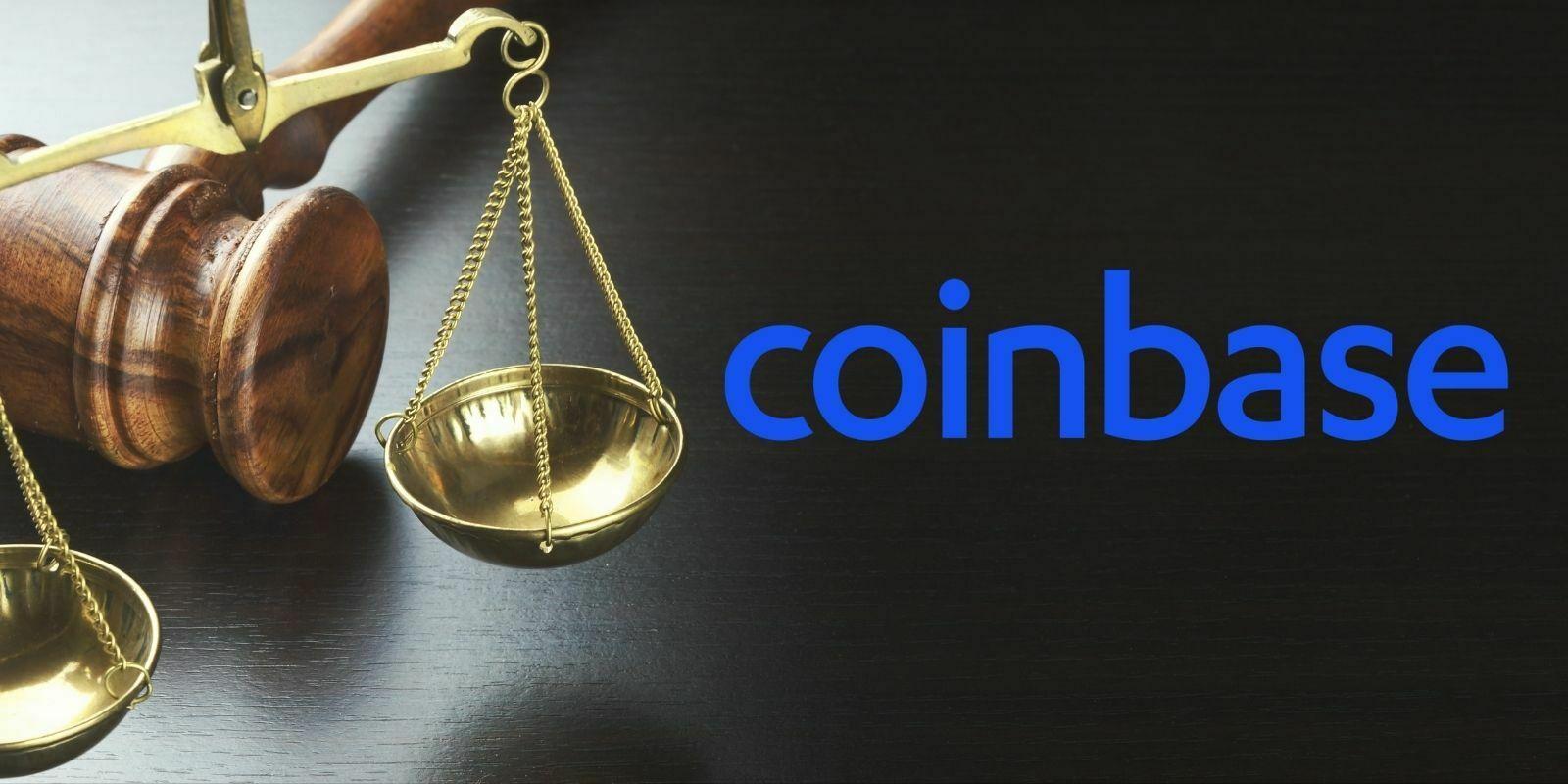 Coinbase condamné à une amende de 6,5M$ pour des accusations de manipulation de marché