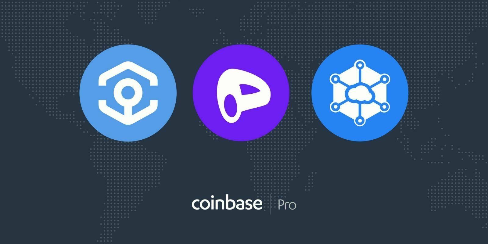 Coinbase Pro ajoute les tokens de Curve (CRV), Ankr et Storj - Les cours s'envolent à la hausse
