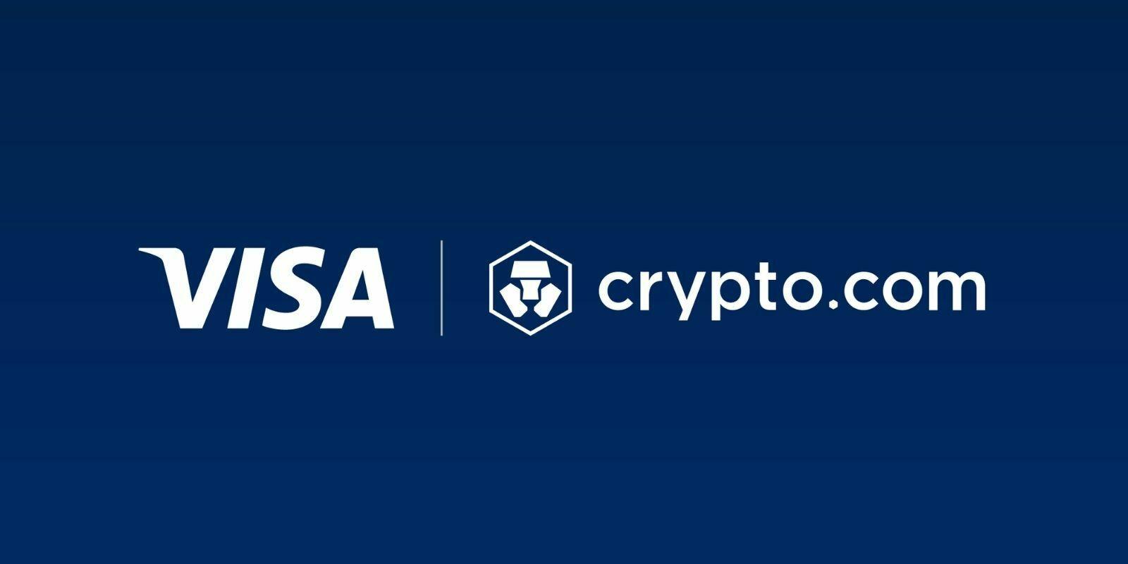 Crypto.com (CRO) s'offre un partenariat mondial avec Visa et lance un service de prêt