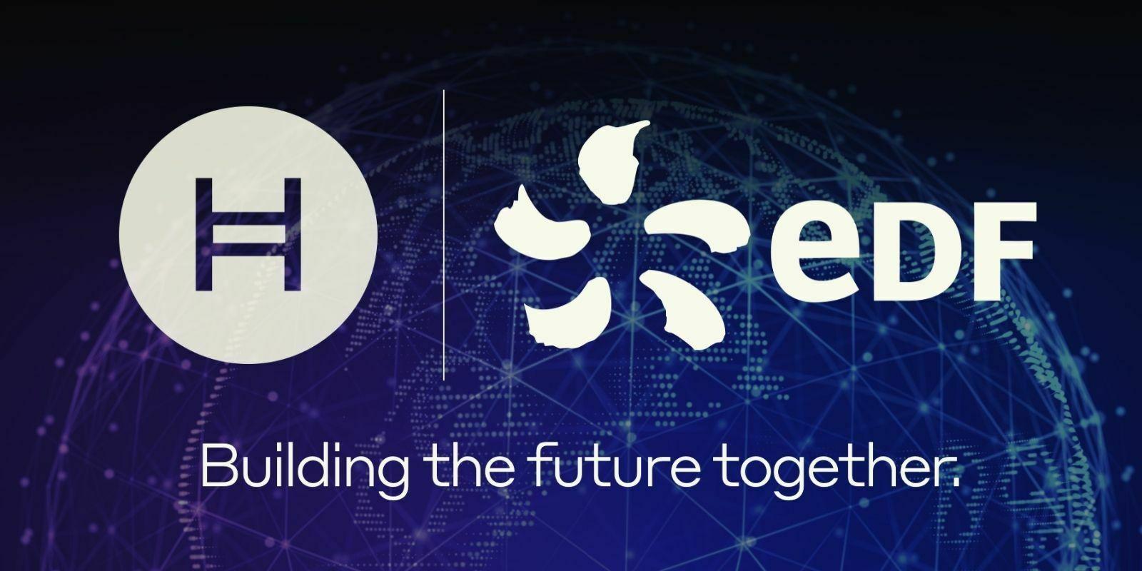 L'EDF rejoint le conseil d'administration d'Hedera Hashgraph et opère un nœud du réseau via sa filiale Exaion