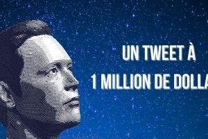 L'enchère pour un NFT d'Elon Musk atteint déjà 1,1 million de dollars