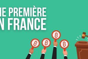 France : des bitcoins (BTC) issus de saisies judiciaires vendus aux enchères