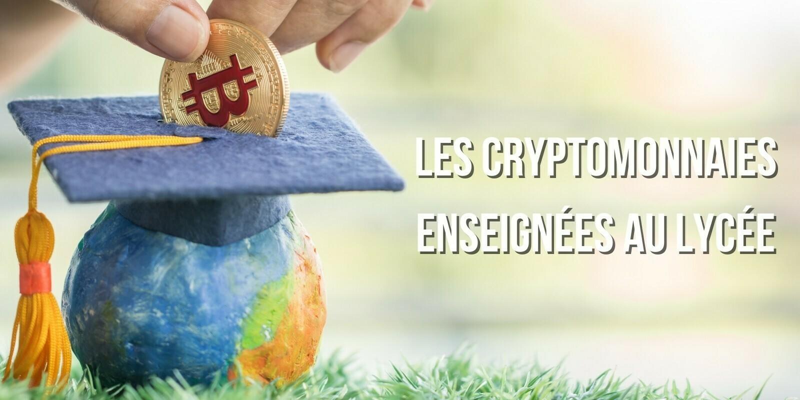 États-Unis : les cryptomonnaies incluses dans le programme scolaire des lycéens