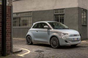 La Fiat 500 électrique vous paiera en cryptomonnaies pour votre conduite durable