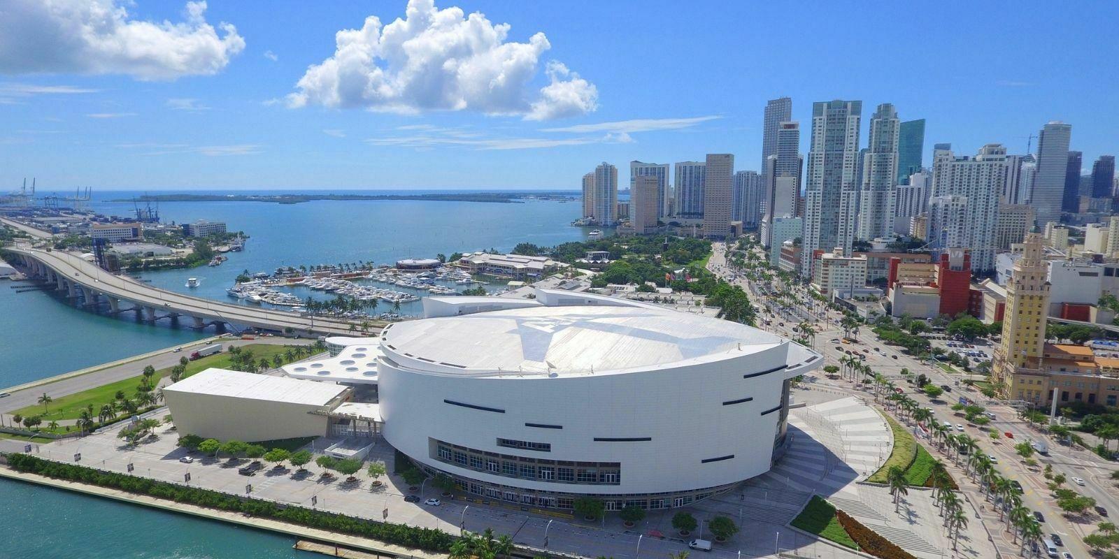 FTX est en pourparlers pour sponsoriser le stade NBA de Miami