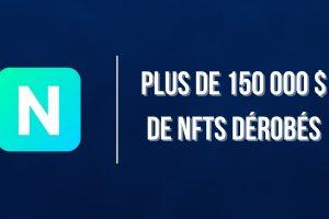 Des hackers dérobent plus de 150 000 dollars de NFTs sur Nifty Gateway