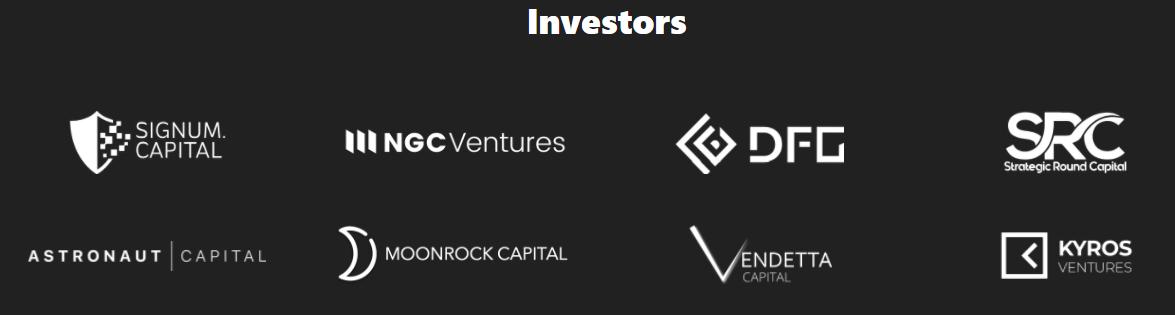 investisseurs polkastarter