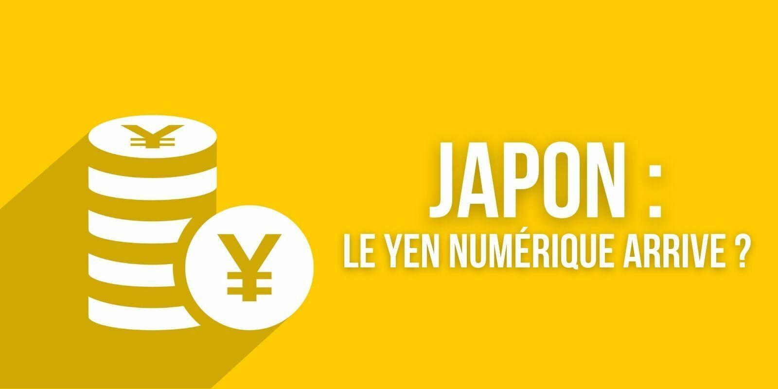 Japon: la monnaie numérique de banque centrale entre en phase d'expérimentation