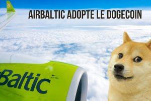 Lettonie : la compagnie aérienne nationale accepte le Dogecoin (DOGE) et l'Ether (ETH)