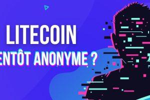 Litecoin (LTC) pourra devenir anonyme à partir du 15 mars prochain