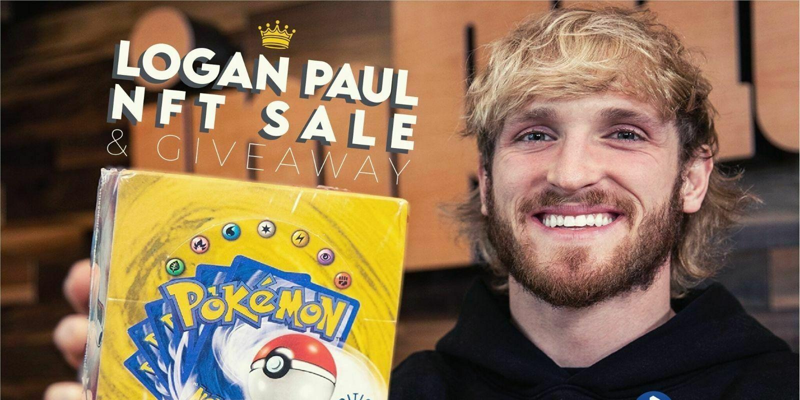 Logan Paul tokénise des moments forts de ses vidéos sous forme de NFT - Il empoche 126 000 dollars