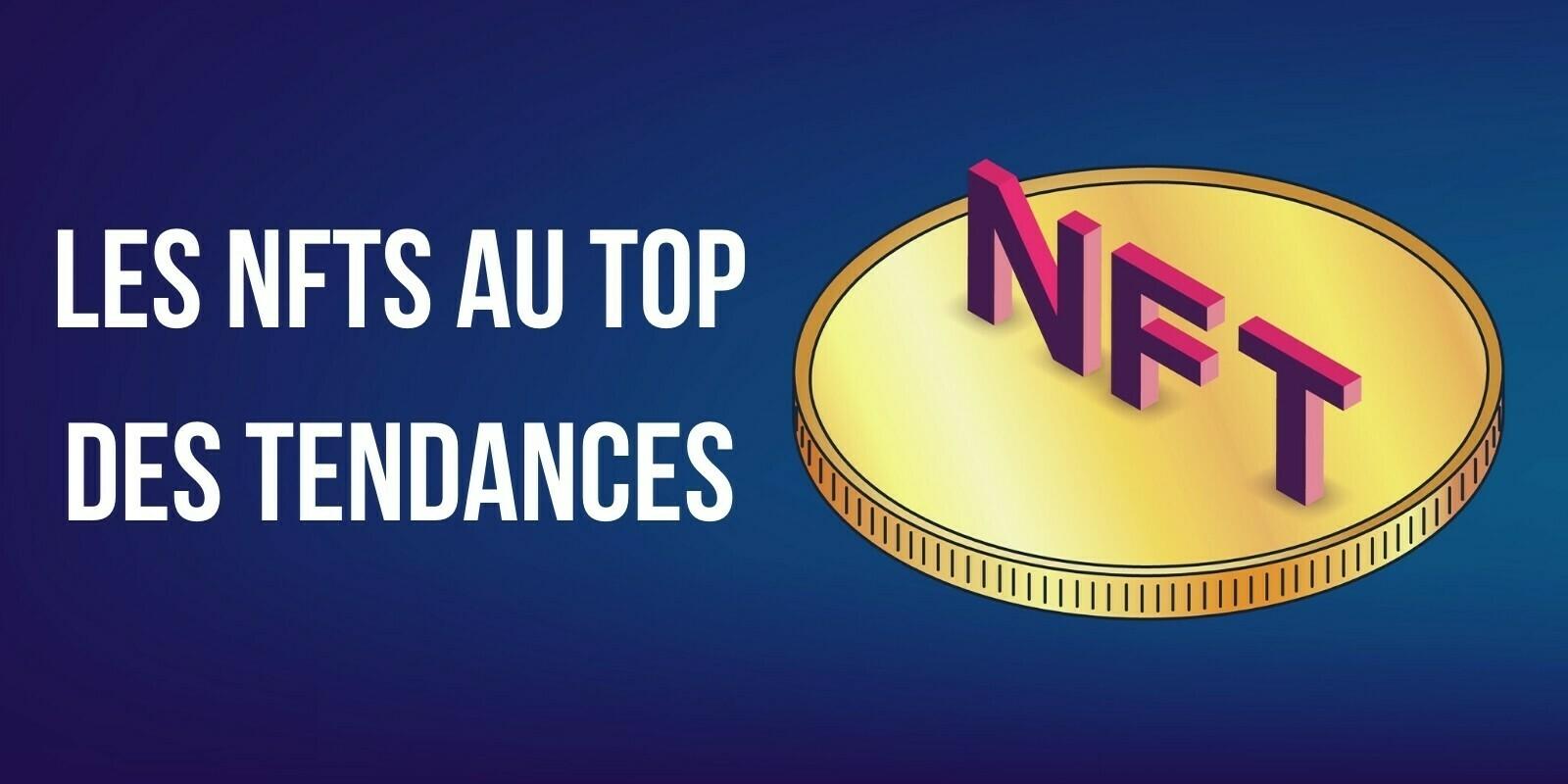 Les NFTs seraient 4 fois plus populaires que la DeFi selon Google Trends
