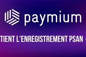 La plateforme Paymium obtient l'enregistrement PSAN auprès de l'AMF