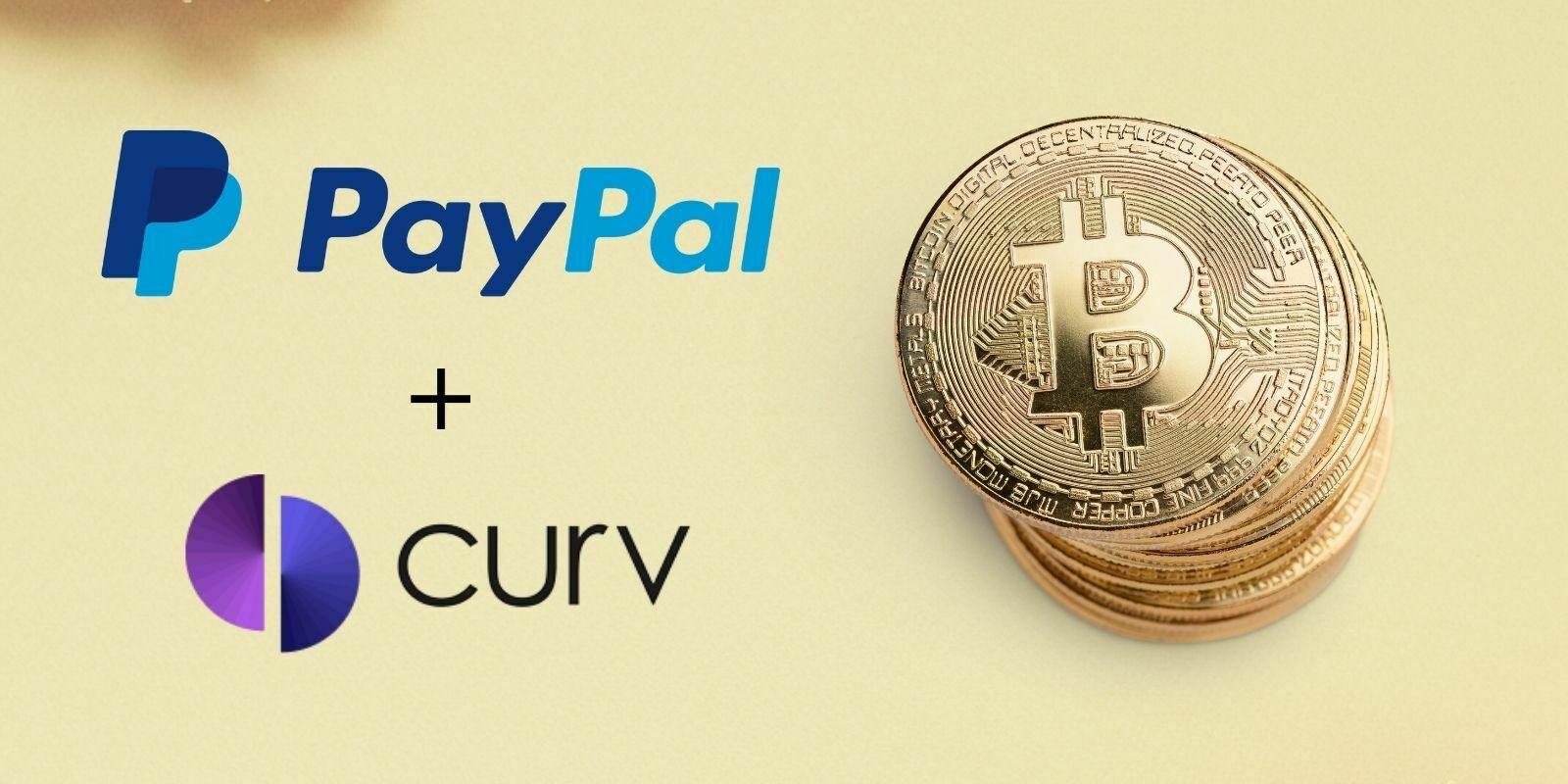 PayPal serait sur le point d'acquérir Curv, un service de garde pour cryptomonnaies