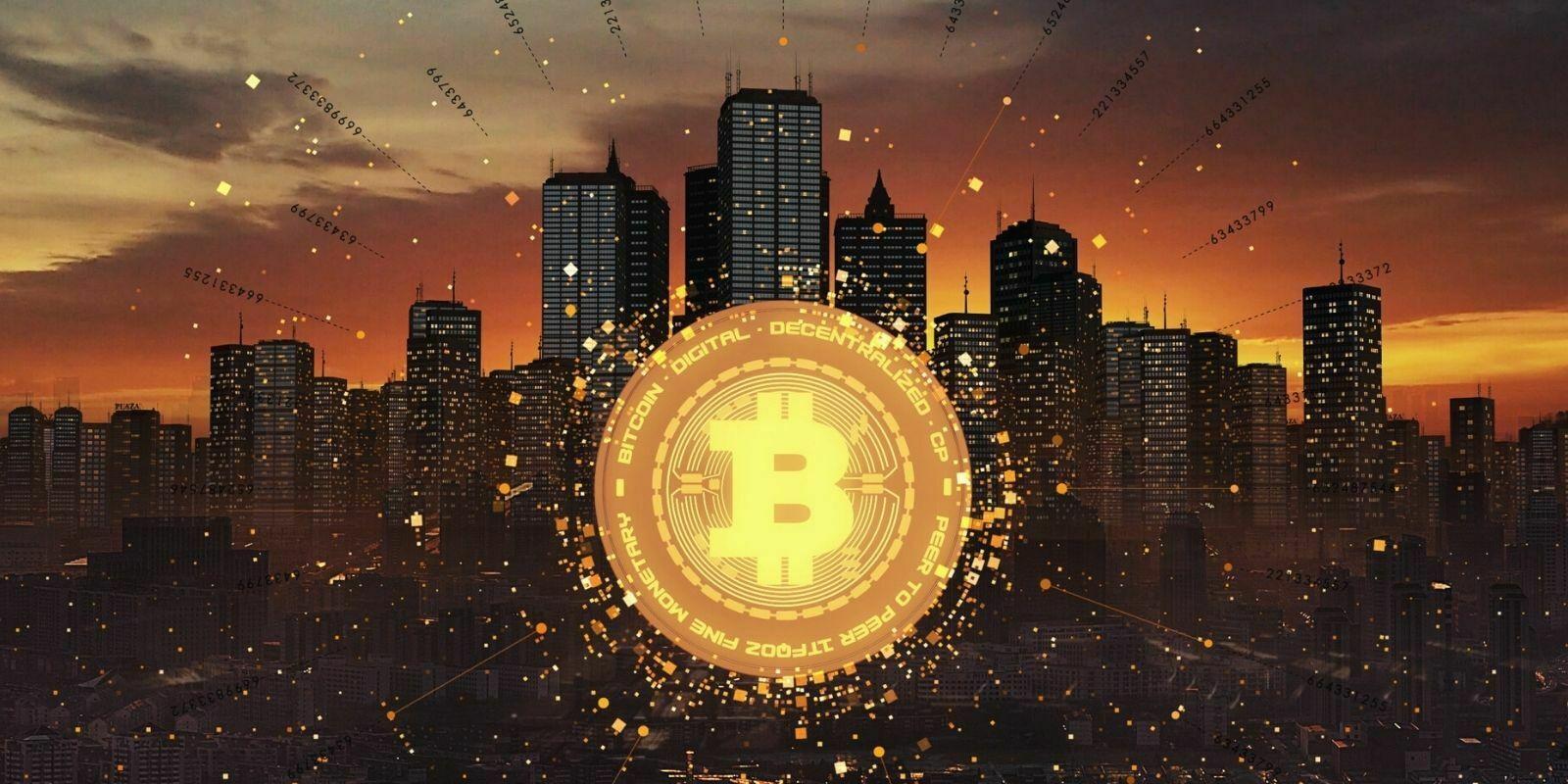 Bitcoin Ville