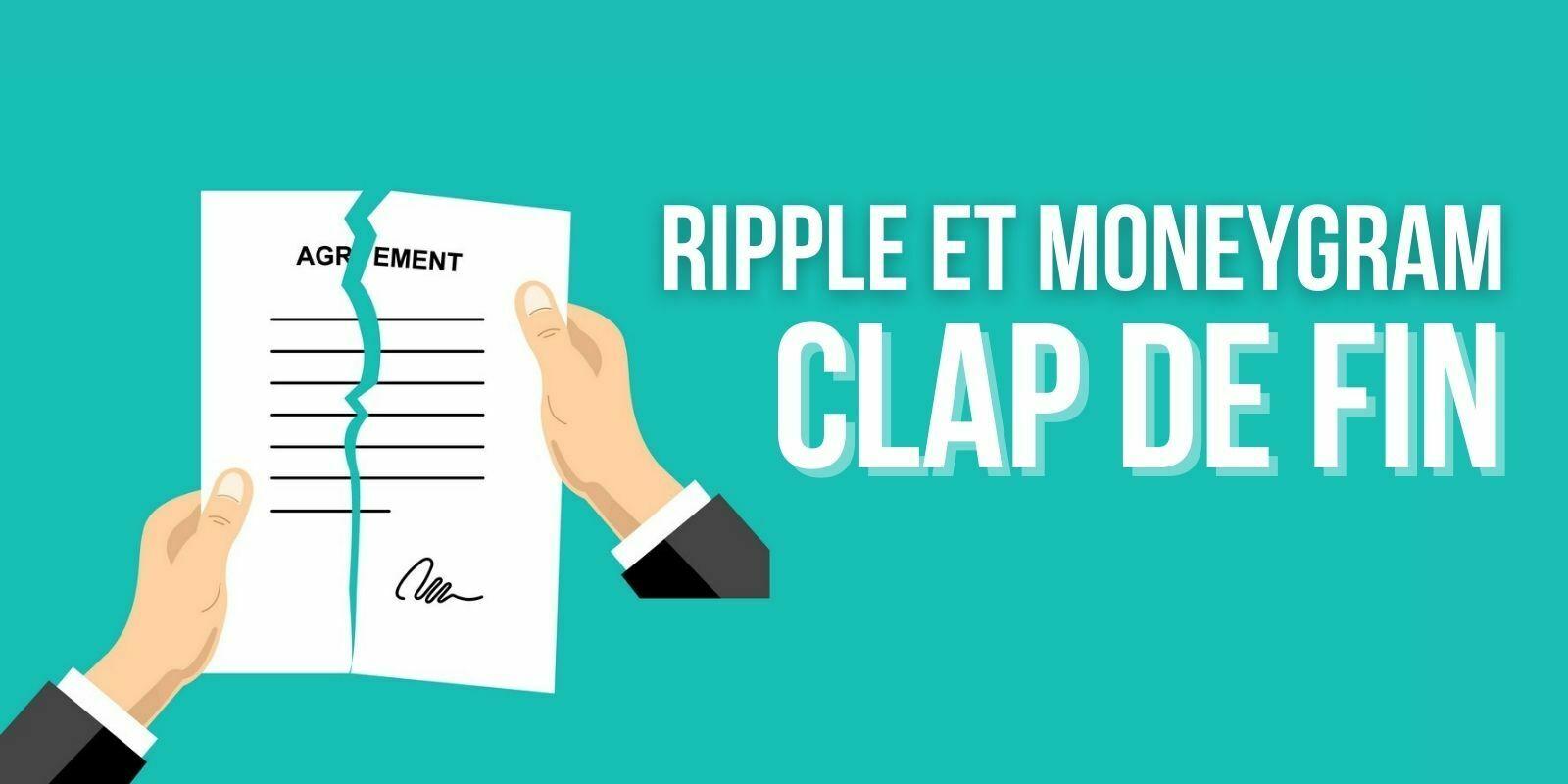 Fin de la collaboration entre Ripple et MoneyGram — Quel avenir pour le XRP?
