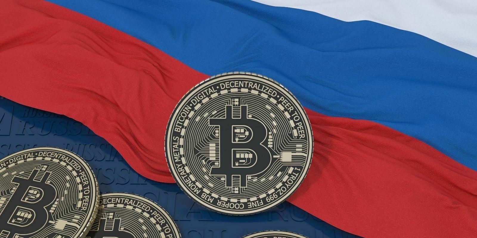 La Russie va suivre de très près les retraits en Bitcoin (BTC)