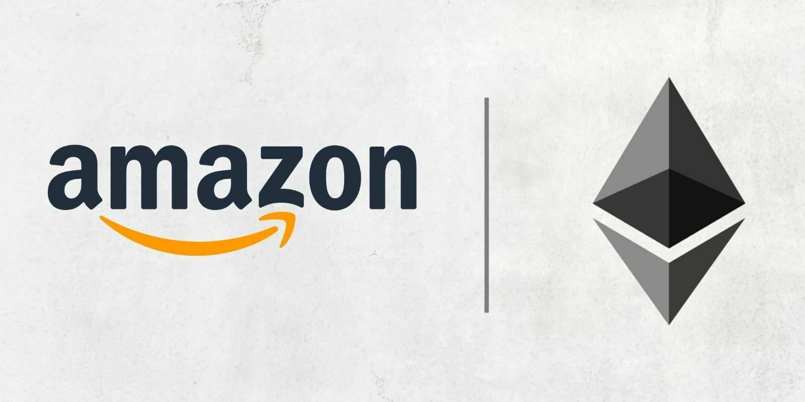 Le service blockchain d'Amazon soutient désormais Ethereum (ETH)
