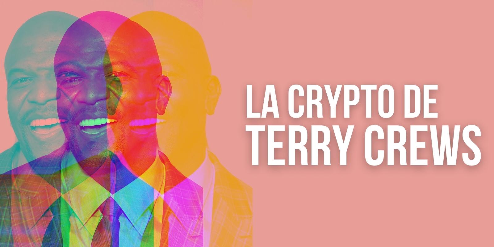Terry Crews (Brooklyn Nine Nine) lance sa propre cryptomonnaie