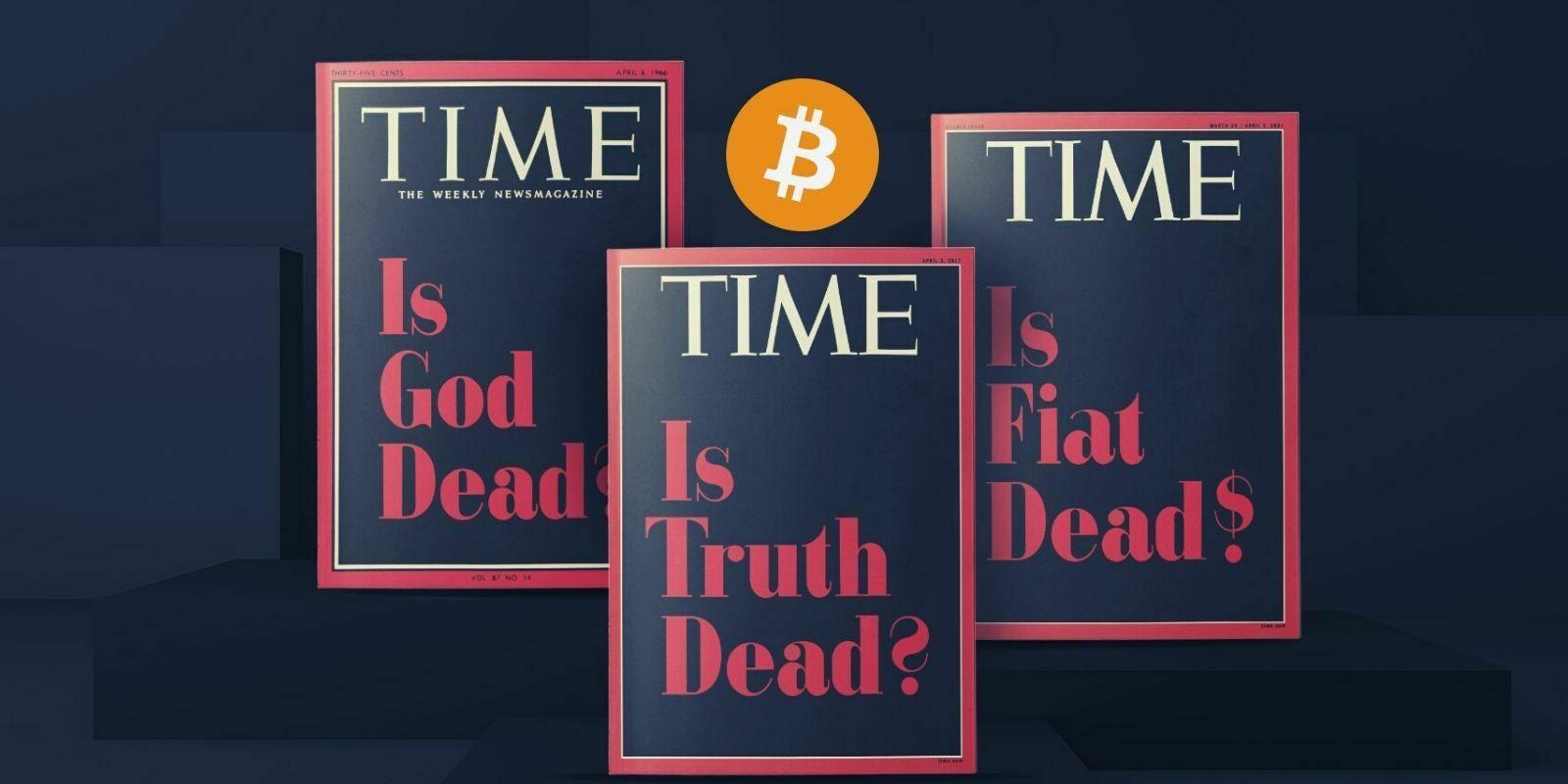 Le Time Magazine recherche un directeur financier à l'aise avec le Bitcoin