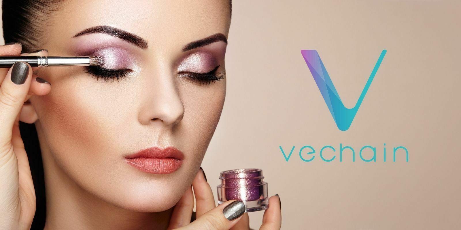 VeChain (VET) s'associe à la société franco-chinoise de cosmétiques Yizhiji