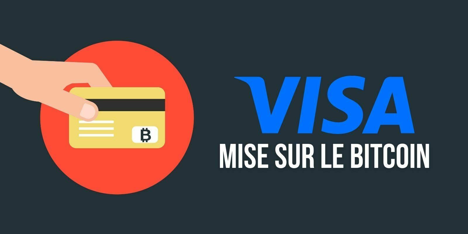 Le PDG de Visa confirme que l'entreprise proposera les achats et échanges de Bitcoin (BTC)