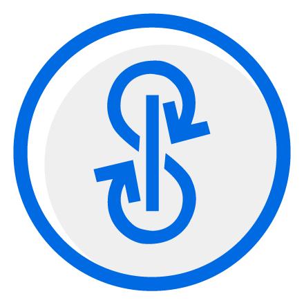 Yearn Finance YFI logo