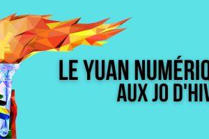 Le yuan numérique pourra être testé par les athlètes étrangers lors des Jeux Olympiques d'hiver de 2022