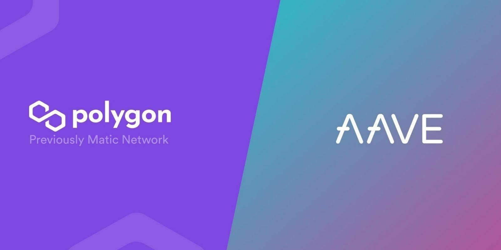Le protocole Aave intègre Polygon pour contourner les frais d'Ethereum