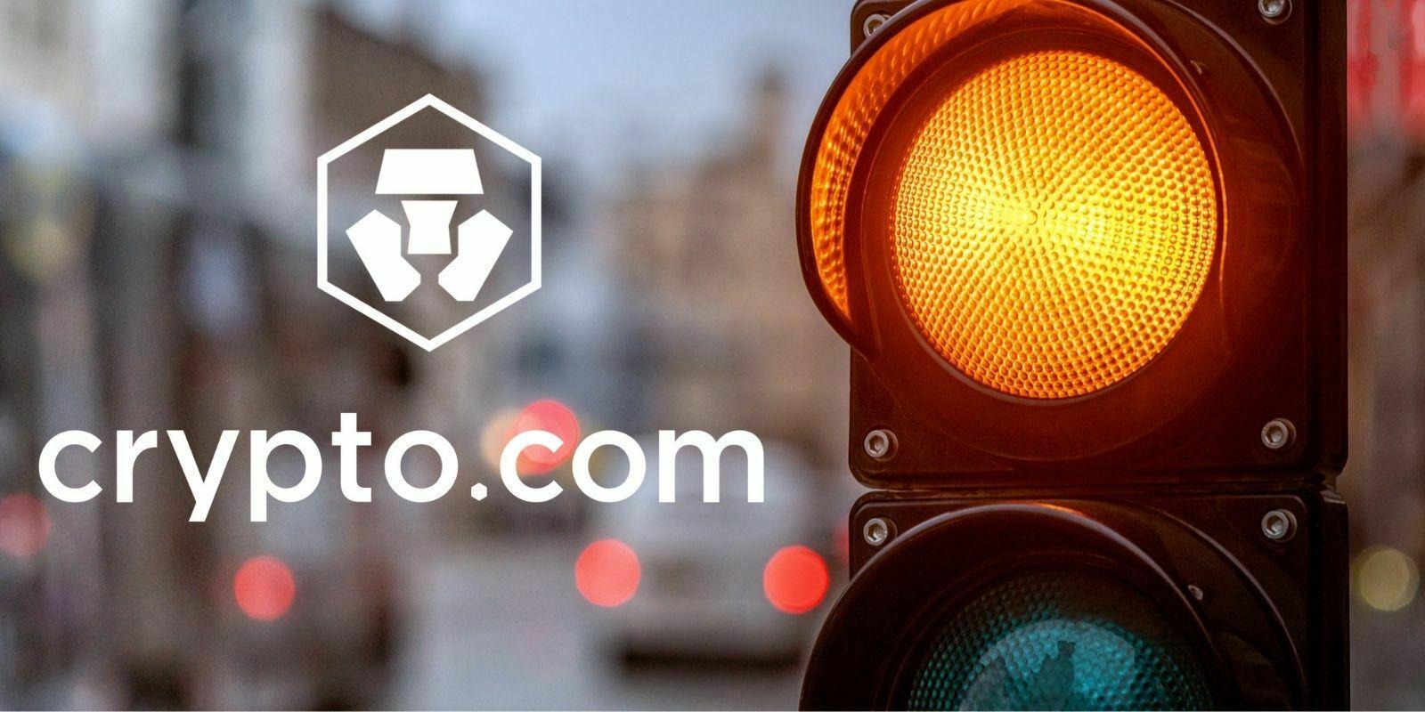 L'Autorité des marchés financiers (AMF) place Crypto.com sur sa liste noire