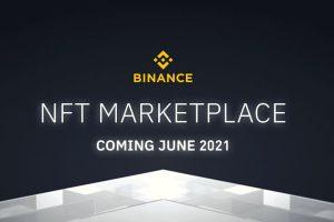 La plateforme Binance lancera une place de marché de NFTs en juin