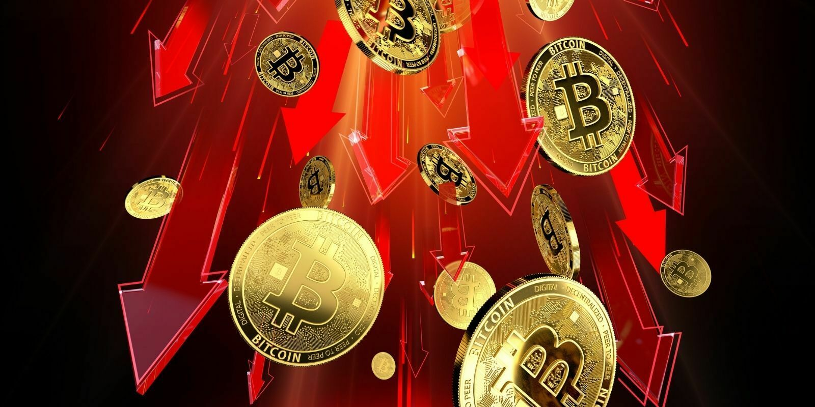 Le Bitcoin (BTC) plonge de 10% et liquide 5 milliards de dollars de position - Pourquoi cette chute brutale?