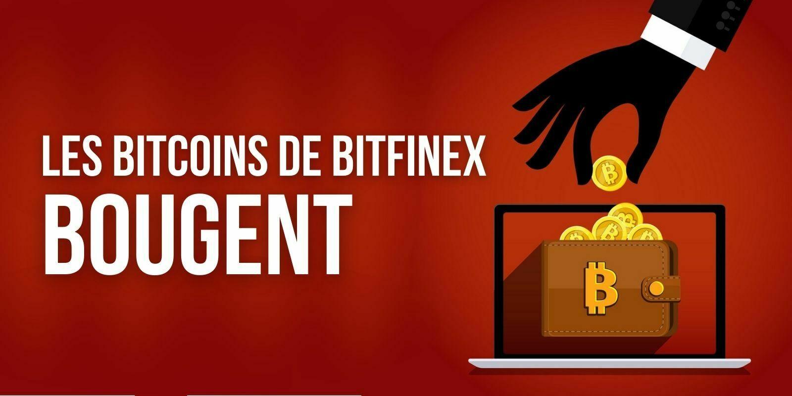 623 millions de dollars en Bitcoin (BTC) issus du hack de Bitfinex ont été déplacés