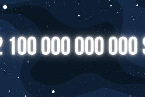 La capitalisation totale des cryptomonnaies dépasse 2 100 milliards de dollars