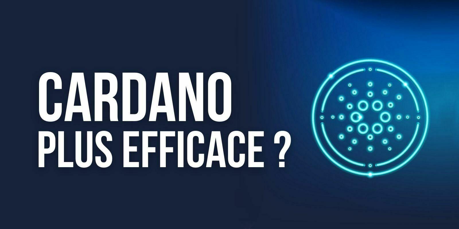 Hoskinson : Cardano (ADA) est 1,6 million de fois plus efficace en énergie que Bitcoin (BTC)