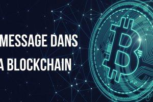 Coinbase inscrit un message dans la blockchain de Bitcoin le jour de son introduction en Bourse