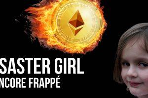 «Disaster Girl» vend un NFT de son meme pour 473 000 dollars